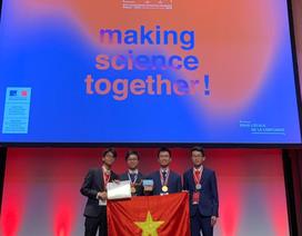 Olympic Hoá học quốc tế 2019: Việt Nam đoạt Huy chương vàng với số điểm tuyệt đối
