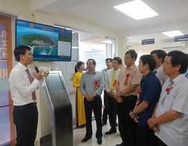 Quảng Trị vận hành trung tâm phục vụ hành chính công