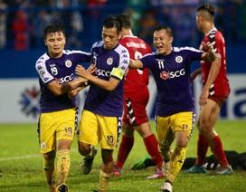 Quang Hải đá phạt ghi bàn, CLB Hà Nội đánh bại SHB Đà Nẵng