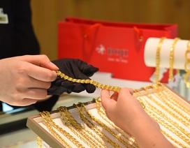 Giá vàng tăng gần 6 triệu đồng/lượng so với đầu năm