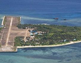 Philippines phản đối Trung Quốc đưa hơn 100 tàu áp sát đảo Thị Tứ