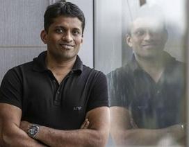 Thầy giáo Ấn Độ thành tỷ phú đô la nhờ viết ứng dụng dạy học