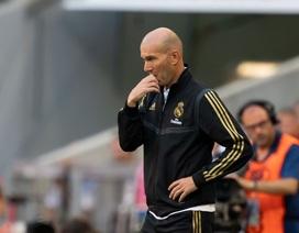 Real Madrid thua liểng xiểng: Zidane đã hết phép?