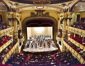 Vì sao tạm dừng các chương trình nghệ thuật đỉnh cao tại Nhà hát Lớn?
