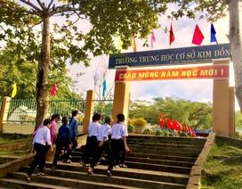 Quảng Nam ban hành khung kế hoạch thời gian năm học 2019-2020