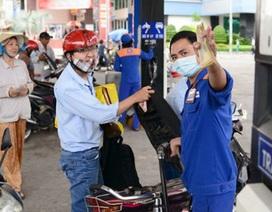 Giá xăng giảm nhẹ kể từ 15h chiều nay