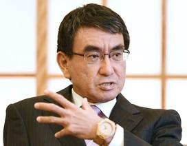 """Ngoại trưởng Nhật Bản quan ngại tình hình Biển Đông """"xấu đi theo từng năm"""""""