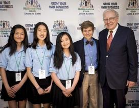 Tỷ phú Warren Buffett: Đây là sai lầm lớn nhất mà cha mẹ mắc phải khi dạy con cái về tiền bạc