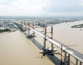 Cấm phương tiện lưu thông qua cầu Bạch Đằng khi bão số 3 đổ bộ