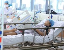 2 bệnh nhân sự cố chạy thận ở Nghệ An suy đa tạng, chuyển ra Bạch Mai