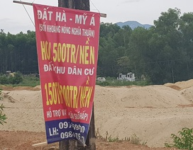 Quảng Ngãi: Chỉ có 16/86 dự án bất động sản đủ điều kiện mở bán