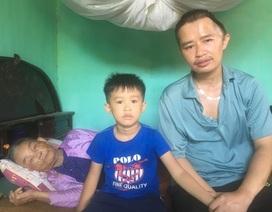 """Cha mẹ nghèo bất lực nhìn con quặt quẹo vì 2 lần tai nạn giao thông """"hút chết"""""""