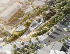 """TPHCM: Cải tạo công viên 23/9 thành điểm đến """"không ngủ"""""""