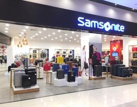 Samsonite ưu đãi hè 2019 tại Việt Nam