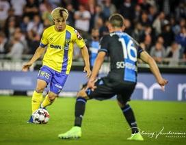 Những khoảnh khắc Sint Truidense thua đậm Club Brugge trong ngày Công Phượng ra mắt