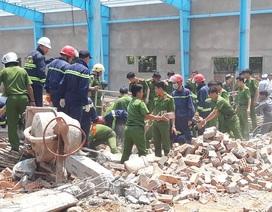 Nhiều sai phạm trong vụ sập tường khiến 7 người chết