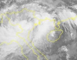 Áp thấp nhiệt đới tiếp tục gây mưa rất to ở miền Bắc