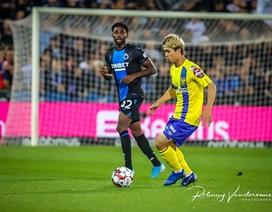 Sint Truidense thua Club Brugge 0-6, Công Phượng vẫn được ngợi khen