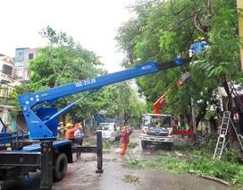 Quảng Ninh, Hải Phòng, Hải Dương khẩn trương  khắc phục sự cố sau bão số 3