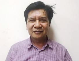 Bắt giam nguyên Chủ tịch HĐQT Tổng Công ty máy nông nghiệp Việt Nam