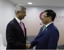 Ấn Độ muốn tiếp tục hợp tác về dầu khí với Việt Nam trên Biển Đông
