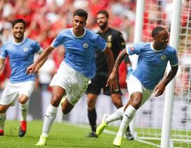 Vượt qua Liverpool ở loạt luân lưu, Man City giành Siêu cúp Anh