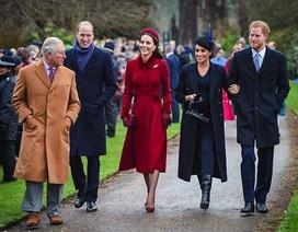 Ngọt ngào như Hoàng tử Harry chúc mừng sinh nhật vợ yêu