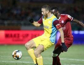 """Vòng 19 V-League: Ngôi đầu đổi chủ và """"kẻ phá bĩnh"""" Khánh Hòa"""