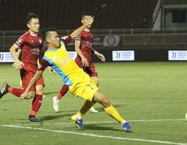 Thua đậm Quảng Nam, đội cuối bảng Khánh Hoà gần hết hy vọng