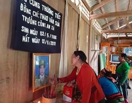 Bộ Trưởng Tô Lâm gửi thư tới gia đình Trưởng Công an xã tử vong khi đi kiểm tra mưa lũ