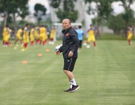 U22 Việt Nam nhận chỉ tiêu cao, VFF và thầy Park tiếp tục đàm phán hợp đồng