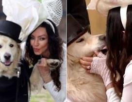 Người mẫu Anh làm đám cưới với thú cưng sau 220 lần hẹn hò thất bại