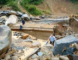 Bắc Bộ và Thanh Hoá vẫn có nơi mưa to và giông