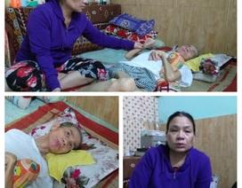 Cám cảnh phận đời mỏng manh của gia đình 4 người trong căn nhà trọ 18m2
