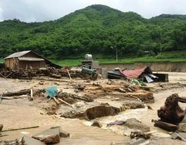 Lào đề nghị Việt Nam giúp tìm kiếm 7 người dân mất tích do mưa lũ