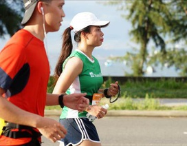 Hơn 9.000 VĐV tham gia đường đua marathon quốc tế tại Đà Nẵng