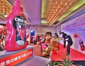 Masan Consumer chính thức đưa nhãn hiệu tương ớt CHIN-SU đến Nhật Bản