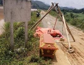 Phát hiện xác chết gần nhà máy thủy điện, nghi trôi về từ vùng lũ