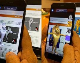 Thực tế Tăng cường (AR): Công nghệ đào tạo đột phá của Arena Multimedia