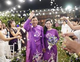 Đám cưới đặc biệt của người mẹ U60 được con gái đăng tin tuyển chồng ở Thanh Hóa