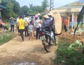 Nam thanh niên bị điện giật tử vong khi xây trường mầm non