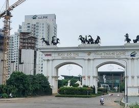 Hà Nội bác đề xuất điều chỉnh quy hoạch khu đô thị Ciputra