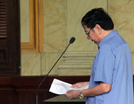 Nguyên chủ tịch Tập đoàn cao su Việt Nam hầu tòa