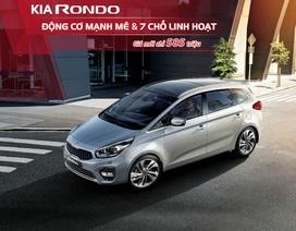 Kia Rondo: Động cơ mạnh mẽ, 7 chỗ linh hoạt, giá mới chỉ 585 triệu