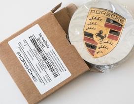 Porsche khẳng định phụ tùng trên Amazon, Alibaba và eBay cũng có hàng giả