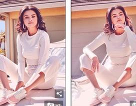 Selena Gomez trẻ đẹp trong ảnh quảng cáo