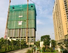 Thăng Long Capital Premium cất nóc vượt tiến độ tiến độ 2 tháng so với dự kiến ban đầu