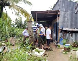 Vụ nhiều người bị thương khi cưỡng chế đất: Truy bắt 2 đối tượng bỏ trốn