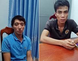 Hai con nghiện ma túy và game đột nhập chùa trộm cắp