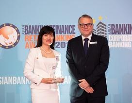 BIDV được vinh danh Ngân hàng SME tiêu biểu tại Việt Nam 2019